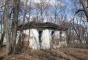старый парк в Троекурово