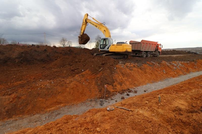 реконструкция автодороги Липецк-Данков
