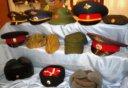 выставка форменных головных уборов в Лебедяни