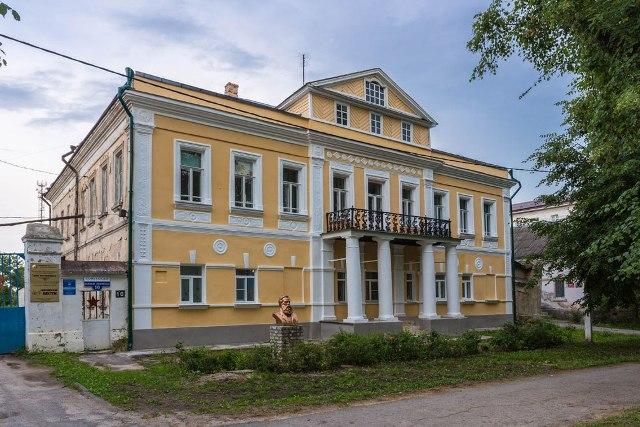 культурный центр Дом Игумновых (Лебедянь)