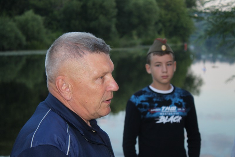 Акция Река Памяти в Лебедяни (22 июня 2019)