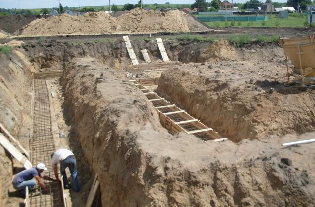строительство Покрово-Казацкого Дома культуры в Лебедяни