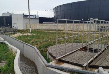 очистные сооружения в Лебедяни