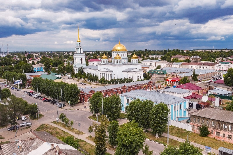 Лебедянь (фото Ильи Шпагина) 2020