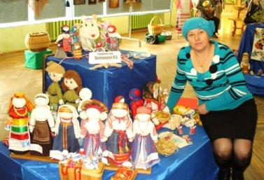 Куклы Марины Молчановой (Дом ремесел)