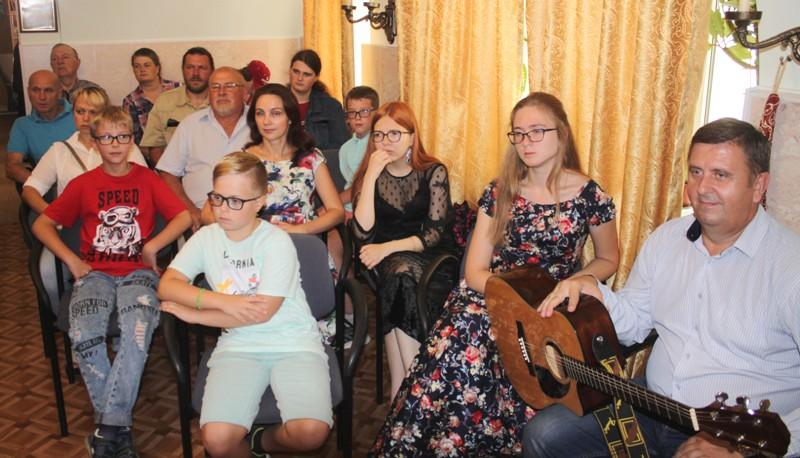 День памяти Владимира Высоцкого в Лебедяни (25 июля 2019 г.)