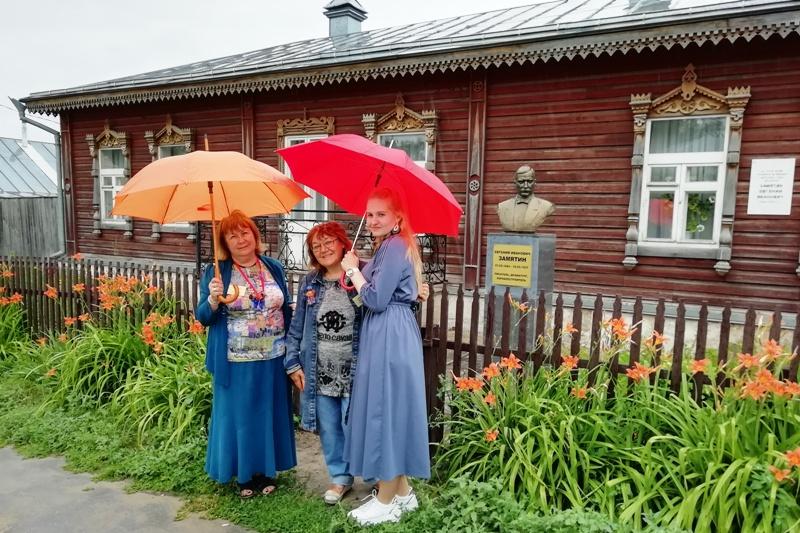 Лола Звонарёва в Лебедяни