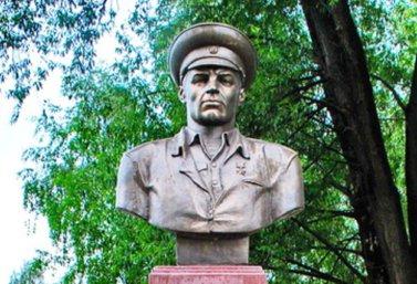Маргелов В.Ф. (бюст)