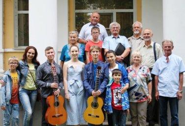 Встреча «Творческие времена года в Лебедяни» 23 июля 2019