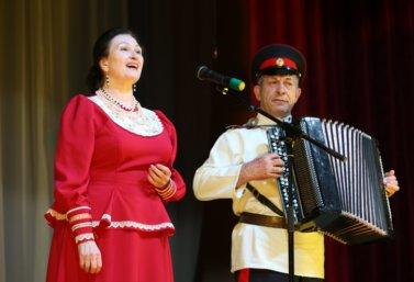 Наталья и Владимир Комаровы