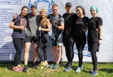 Лебедянцы - участники мультиспортивного проекта «Стальной характер»