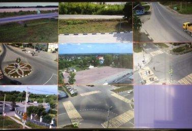 Камеры видеонаблюдения в Лебедяни