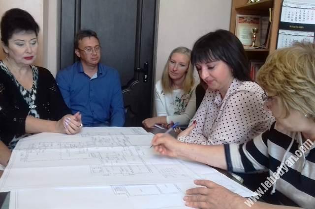 обсуждение проекта новой школы