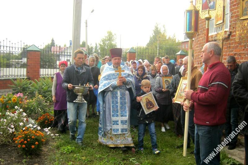 Рождество Богородицы в Лебедяни (21 сентября 2019 года)