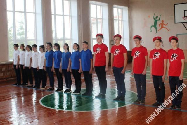 В Мокром открыли казачий класс