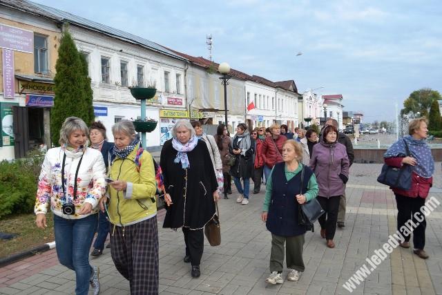 Лебедянь посетили знатоки Тургенева из Орла и Москвы