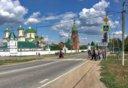 пешеходный переход в Троекурово