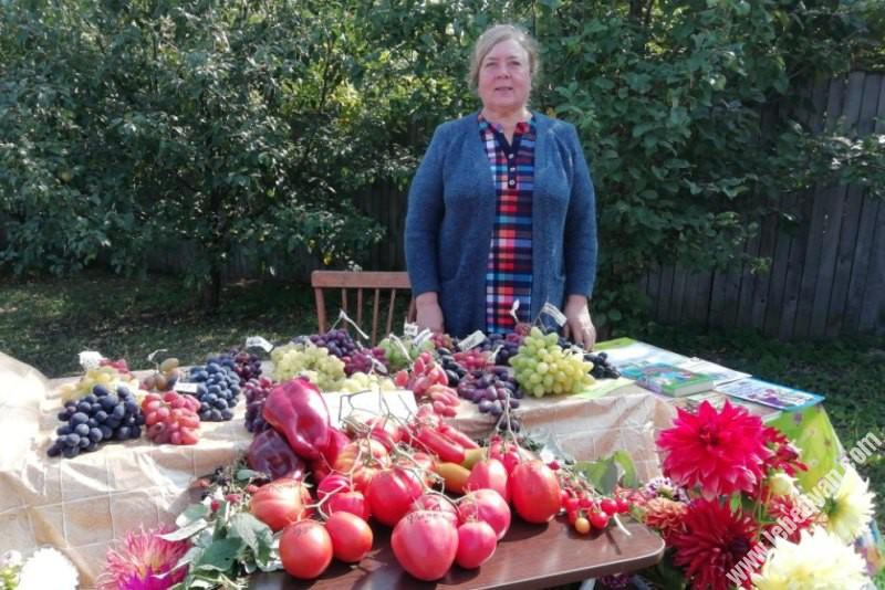 Людмила Дорофеева - участник праздника «Уездное лето Замятина» в Лебедяни