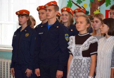 Команда клуба «Юный спасатель» - победители слета «Школа безопасности-2019»