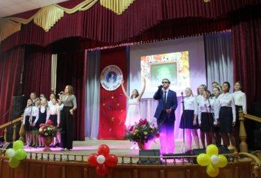 День учителя в Лебедяни (2019)