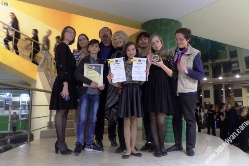 Театр «Улыбка» - лауреат театрального фестиваля «Без крыши»