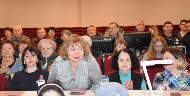 Выступление Лебедянского хора ветеранов труда (2019)