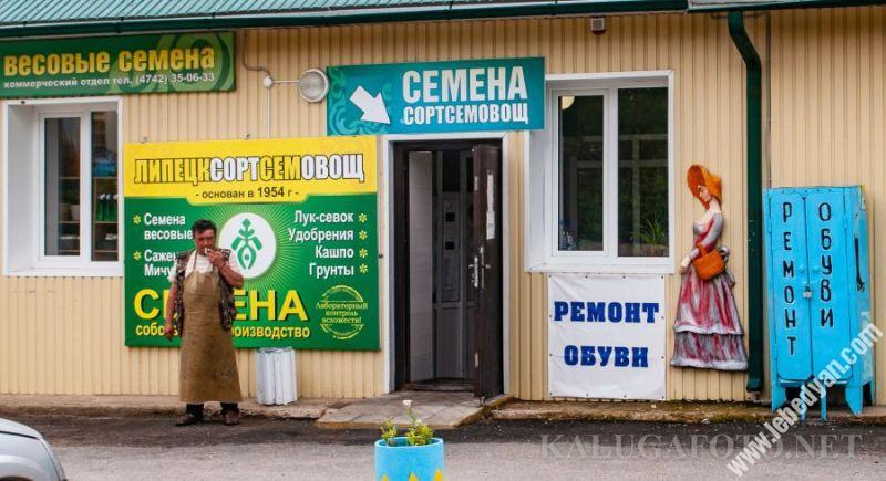 Лебедянь глазами путешественника (фото: Кирилл Сальников)