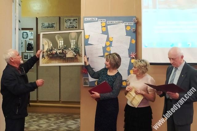 Лебедянский краеведческий музей отметил столетний юбилей