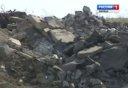 свалка в деревне Бобыли