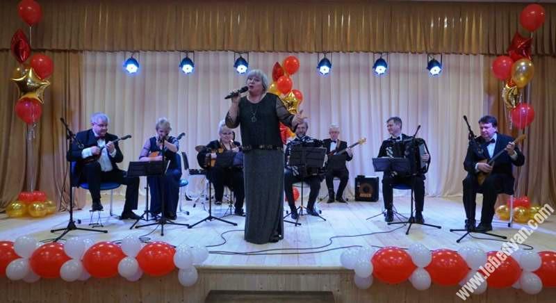 ансамбль русских народных инструментов «Мозаика»