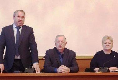 Валерий Головань избран председателем Общественной палаты Лебедянского района