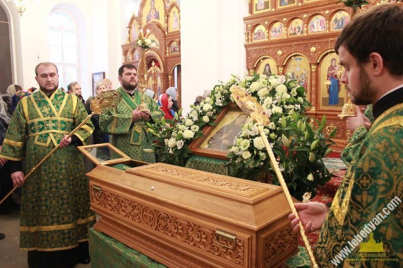 180 лет со дня преставления преподобного Иоанна затворника Сезеновского