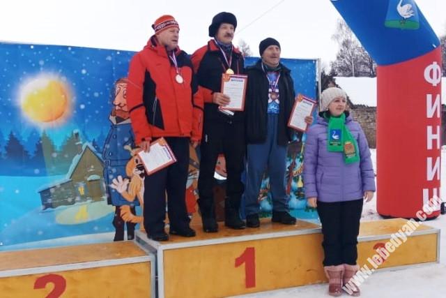 """Районные лыжные гонки """"Открытие сезона"""""""