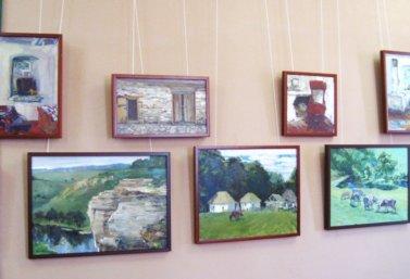 Выставка «Кружевная палитра земли Елецкой» в Лебедяни