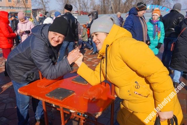Масленица в Лебедяни (1 марта 2020)