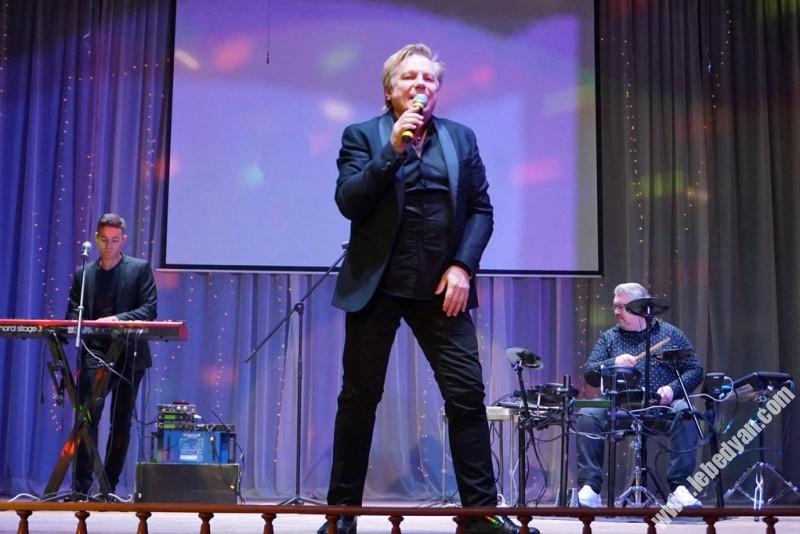 Виктор Салтыков выступил в г. Лебедянь
