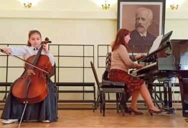 юные музыканты из Лебедяни на международном конкурсе ГАРА