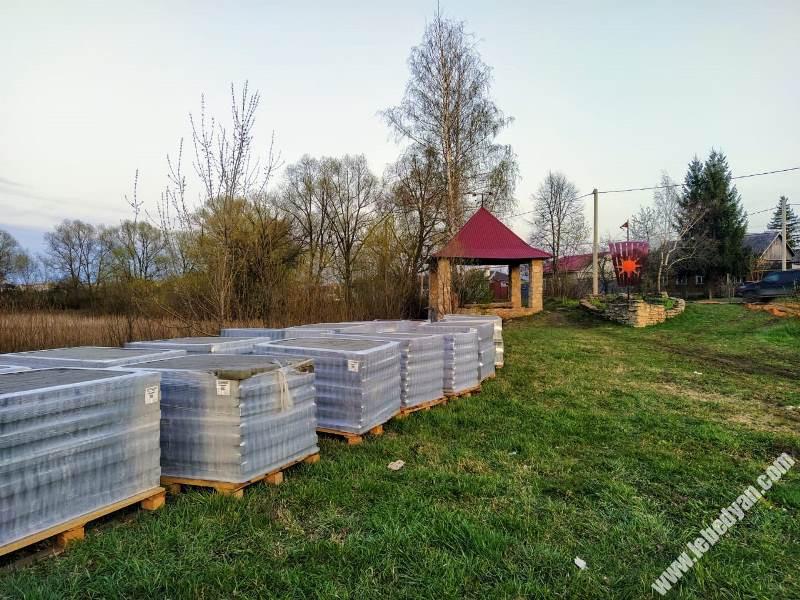 Кузнецкий пруд в Лебедяни. Благоустройство (апрель 2020)