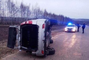 ДТП 2 апреля на автодороге Лебедянь-Яблонево