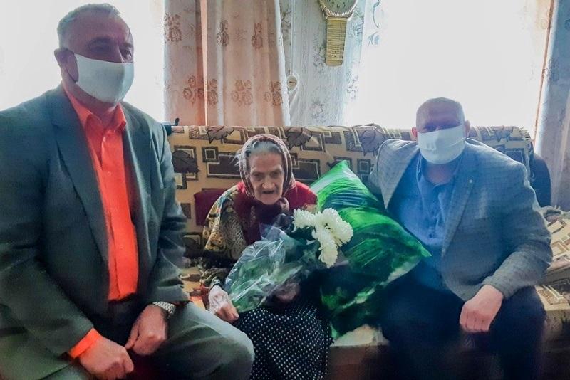 Долгожительница из Дебедянского района отметила 110-й день рождения