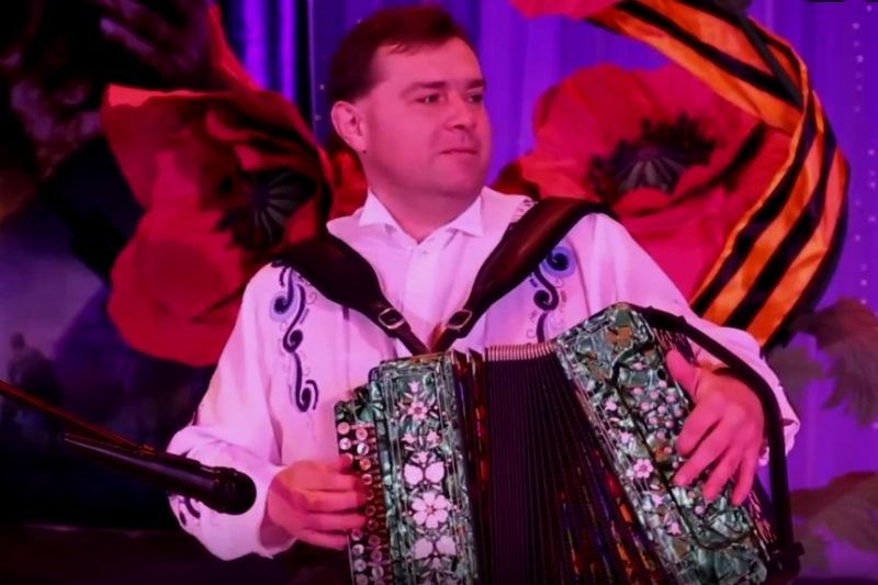 праздничный он-лайн концерт в Лебедяни 8 мая 2020 года