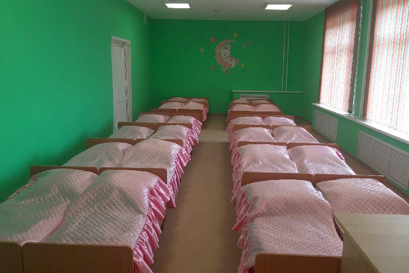 В селе Мокрое открыли детский сад