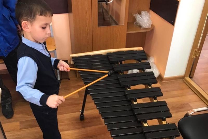 ксилофон для музыкальной школы