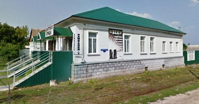 Здание народного суда советского периода в Лебедяни