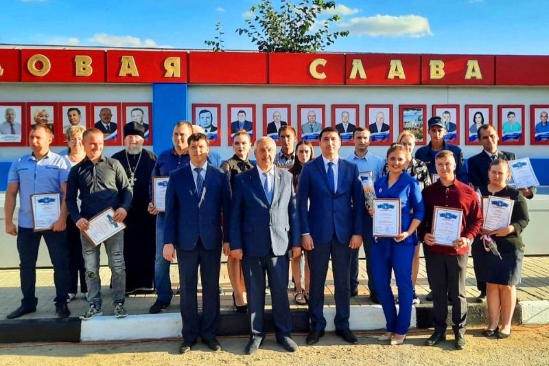Доска Почета Лебедянского района 2020
