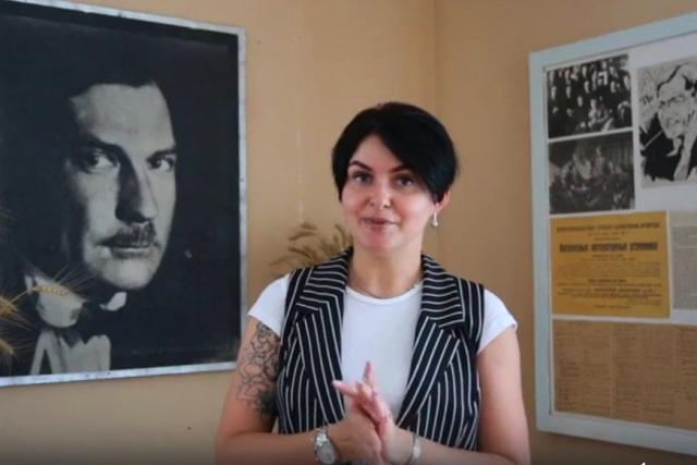 видеофильм о доме-музее Евгения Замятина