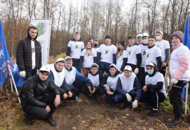 Всероссийская акция «Сохраним лес»
