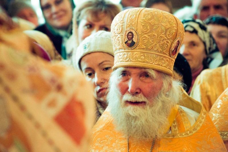 протоиерей Николай Ушаков