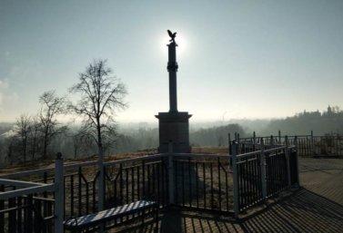 памятник землякам-участникам Первой мировой войны в Лебедяни