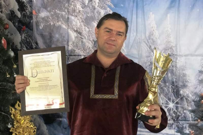 Сергей Косолобов
